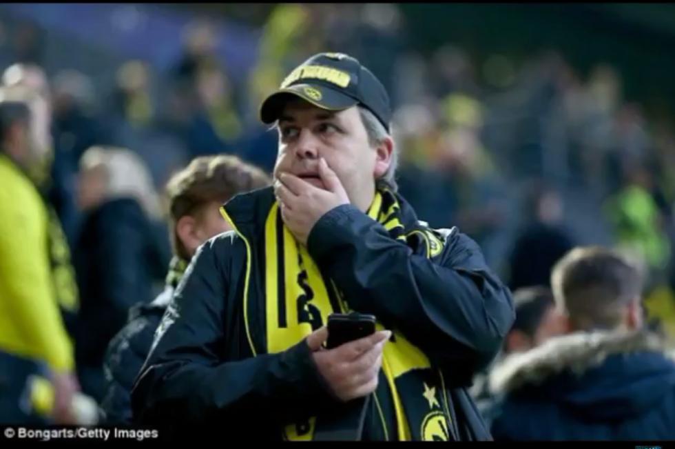 Borussia Dortmund, útok na autobus