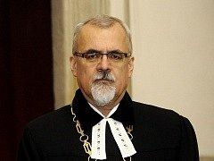 Joel Ruml, předseda Ekumenické rady církví a synodní senior Českobratrské církve evangelické.