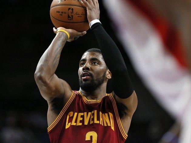 Kyrie Irving z Clevelandu.