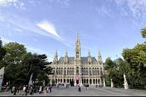 Vídeňská radnice. Ilustrační foto
