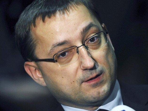 Předseda pražských zastupitelů ODS Rudolf Blažek rezignoval 29. listopadu na svou funkci.