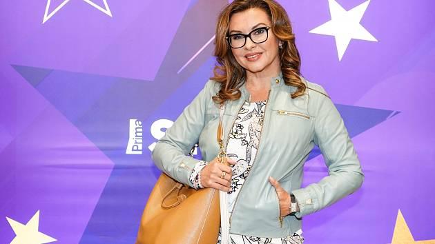 Herečka Dana Morávková