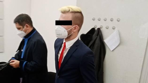 Daniel Z. dostal u soudu podmínku