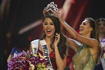 Nová Miss Universe Catriona Elisa Gray