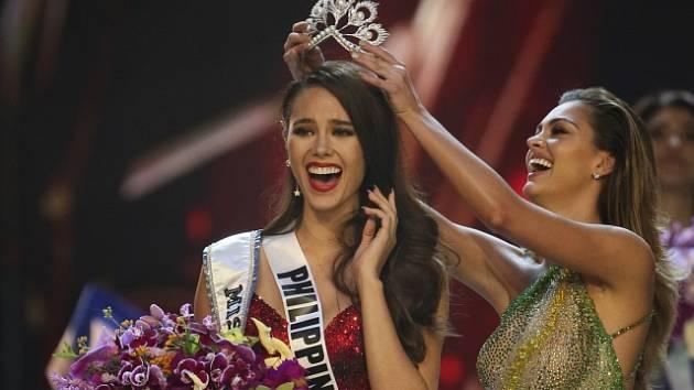 V Thajsku korunovali novou Miss Universe. Stala se jí kráska z Filipín