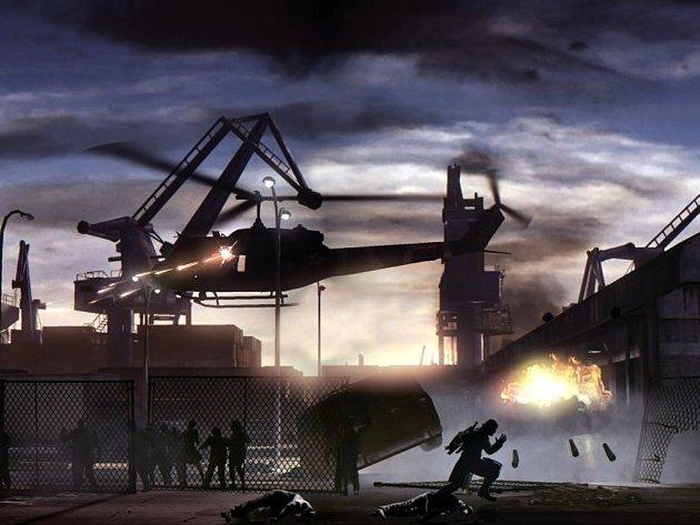Počítačová hra Deadlight.