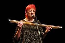 Zpěvačka Jana Koubková se cítí nejlépe na pódiu.