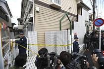 Dům, ve kterém bydlel Japonec, který schovával devět lidských těl.