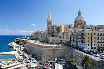 Hlavní město Malty Valletta.