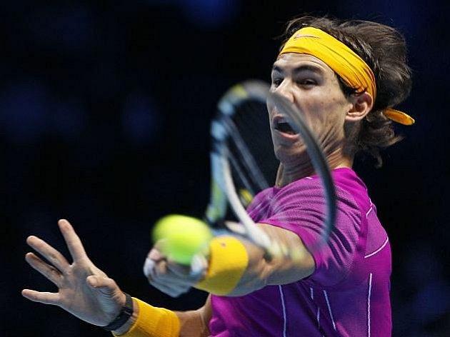 Rafael Nadal a jeho zabijácký forhend.