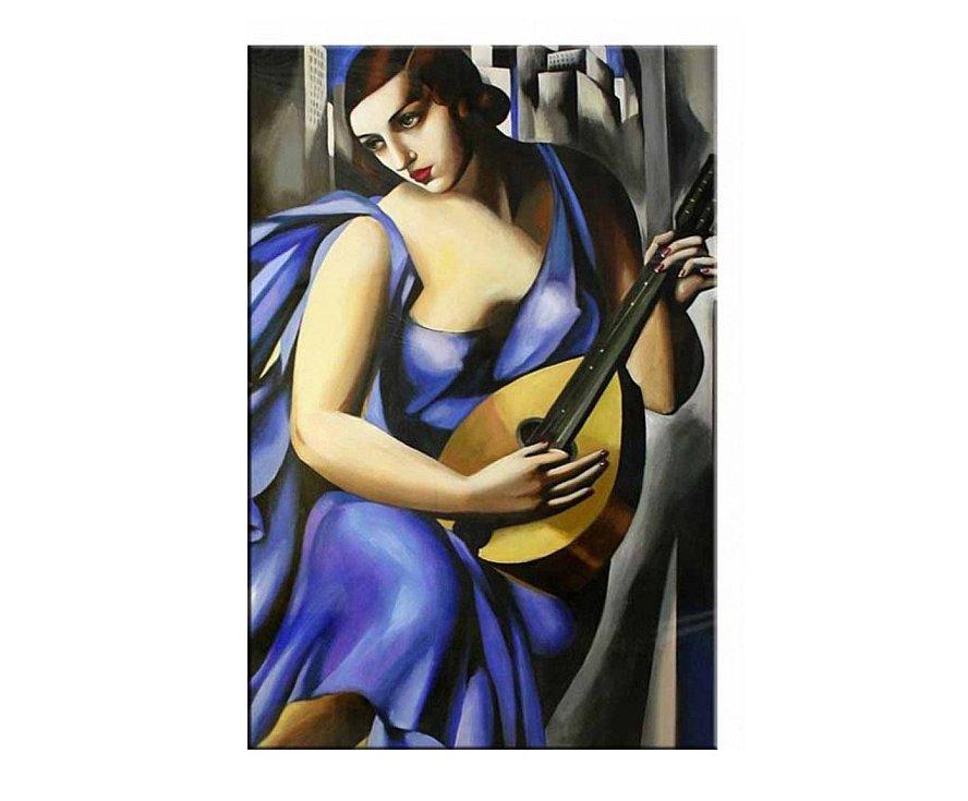 Výstřední královnou art deca byla Tamara de Lempicka, polská malířka tvořící ve Francii. Od poloviny 20. let se stala vyhledávanou portrétistkou. K jejím známým patřili Picasso, Cocteau či Gide. Její obrazy byly střídavě obdivovány a kritizovány.