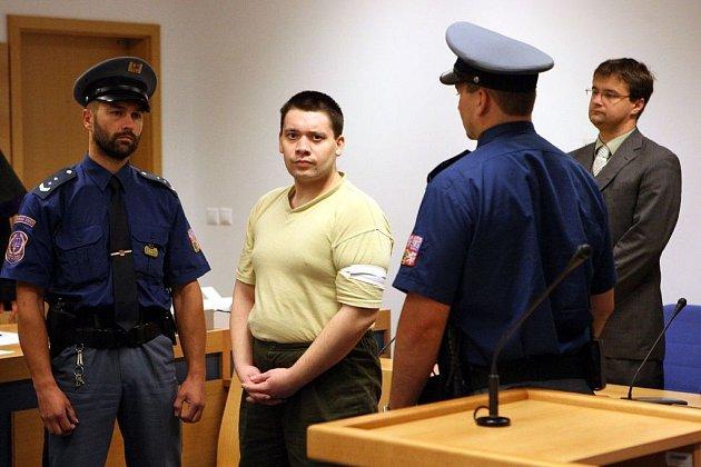 Výjimečný trest, a to osmnáct let ve vězení se zvýšenou ostrahou, vyměřil ve středu 27. srpna senát zlínské pobočky Krajského soudu v Brně čtyřiadvacetiletému Davidu Hladíkovi ze Zlechova na Uherskohradišťsku.