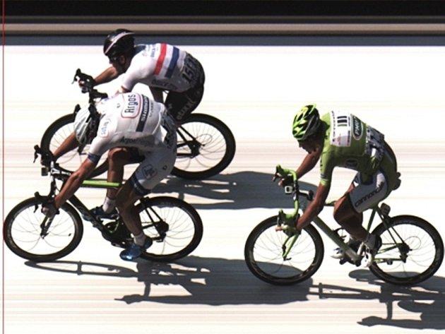 Marcel Kittel přespurtoval v jedenácté etapě Cavendishe i Sagana.