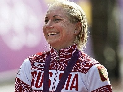 Olga Zabelinská.