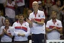 Petr Pála se stal díky pátému titulu nejúspěšnějším kapitánem historie Fed Cupu.