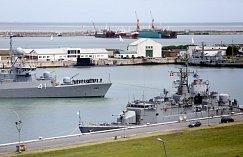 Argentinské námořnictvo pátrá po ztracené ponorce