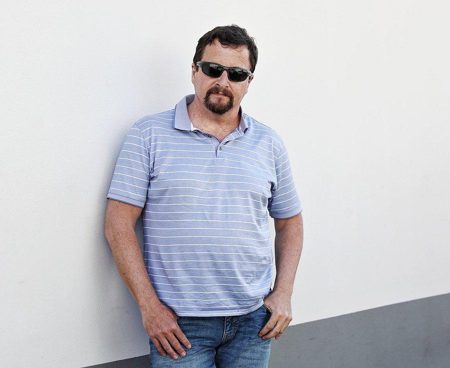 Spisovatel Michal Viewegh.