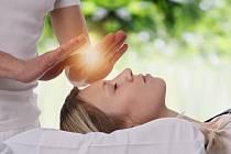 Reiki - metoda alternativní léčby.