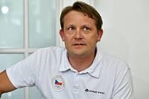 Sportovní ředitel Českého olympijského výboru (ČOV) Martin Doktor.