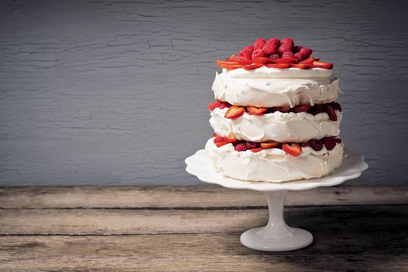 Spory jsou mj. i o populární dort Pavlova.
