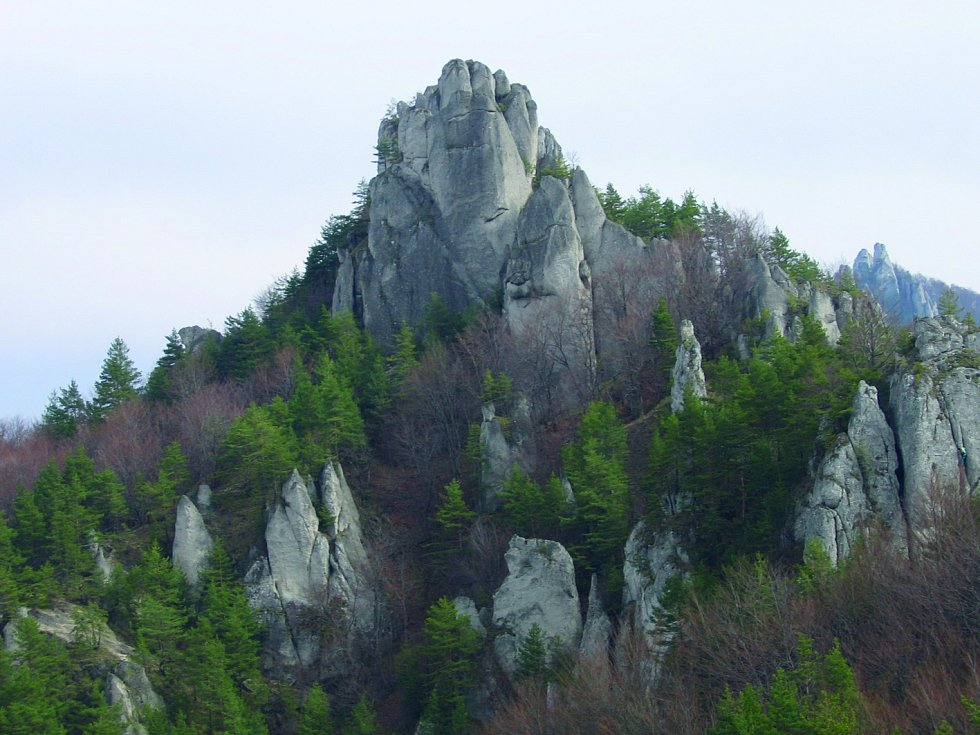 Súľovské vrchy jsou malý horský celek v severozápadní části Fatransko-tatranské oblasti na severozápadním Slovensku.