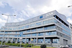 Nejdůležitější budova v Praze. Současné sídlo unijní agentury GSA v Praze, kde má za dva roky sídlit celé vedení kosmických programů Evropské unie.