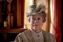 Panství Dowton se vrací. Herečka Maggie Smith