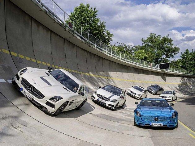 Novinky u Mercedes-AMG.