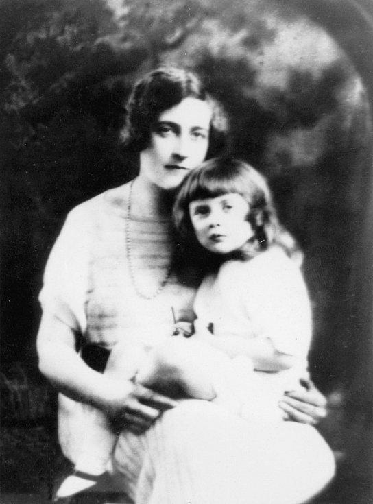Agatha Christie s dcerou