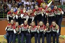 Házenkářky Ruska ovládly olympijský turnaj v Riu.