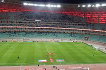 Češi už jednou v Ázerbájdžánu hráli, zápas s místním týmem v roce 2017 skončil vítězstvím hostů 2:1