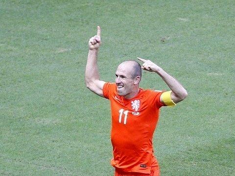 Arjen Robben - pro Nizozemce hrdina, pro Mexičany podvodník