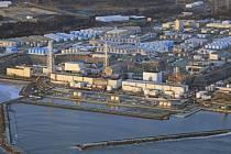 Jaderná elektrárna Fukušima deset let po katastrově.
