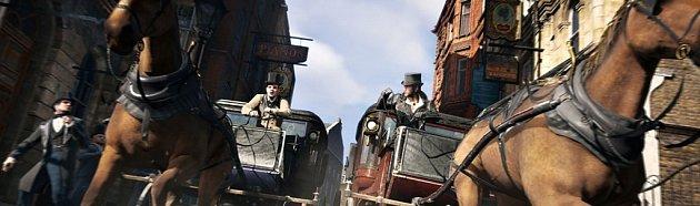 Počítačová hra Assassin'sCreed: Syndicate.