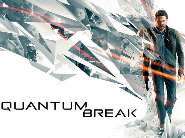 Počítačová hra Quantum Break.