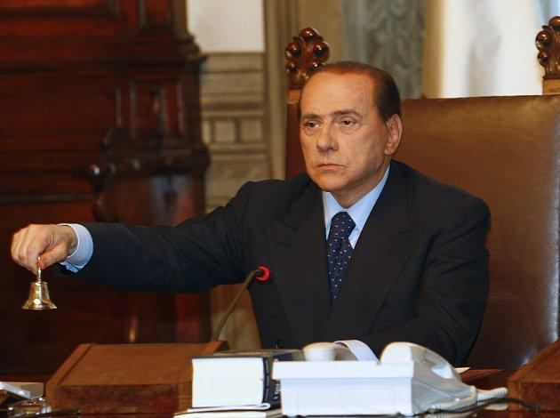 Vláda premiéra Berlusconiho chce tvrdě postupovat proti ilegální imigraci.