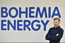 Jiří Písařík, majitel a jednatel energetické skupiny Bohemia Energy na snímku z 6. března 2018