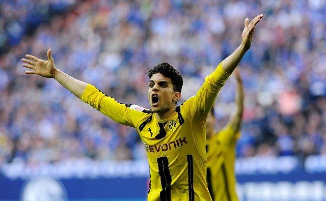 Borussia Dortmund, zraněný hráč Marc Bartra