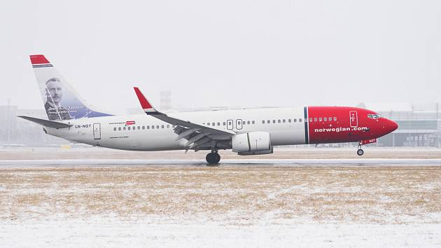 Norwegian Air Shuttle.