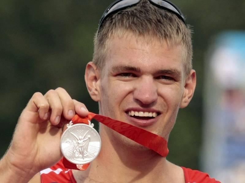 Český reprezentant Ondřej Synek vybojoval svůj první olympijský kov v kariéře. Knapkové medaile unikla.