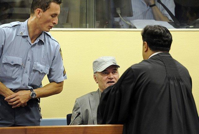 Proces s Ratko Mladičem