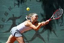 Tenistka Lucie Hradecká.