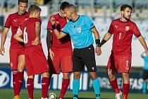 Čeští fotbalisté do 21 let