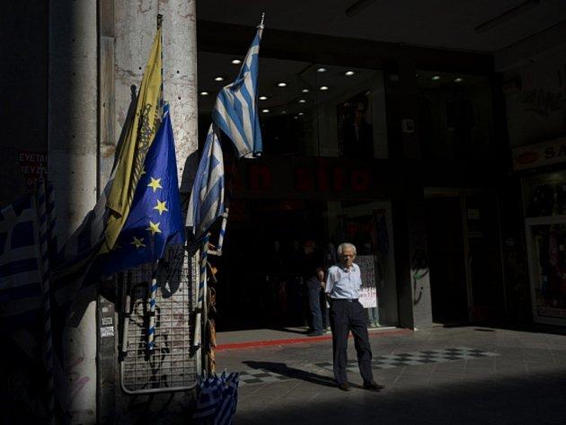 Řecko v noci na dnešek přijalo první balík reforem včas a v souladu se závazky z nedávného eurosummitu, uvedla dnes mluvčí Evropské komise Annika Breidthardtová. Ilustrační foto.