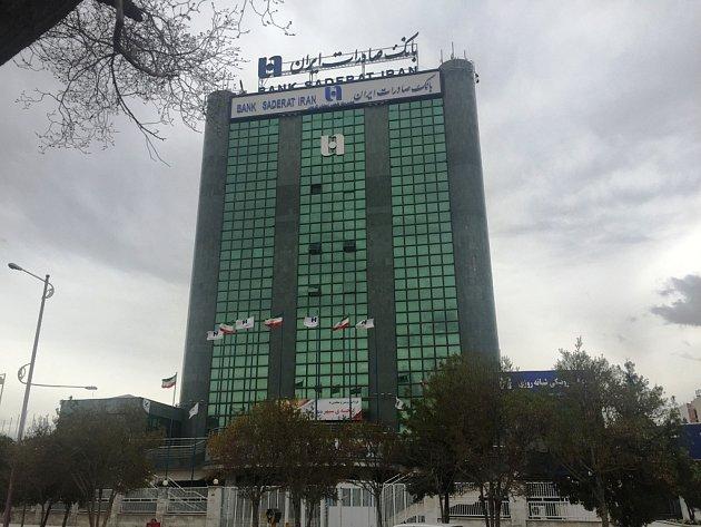 Banka Saderat, Írán
