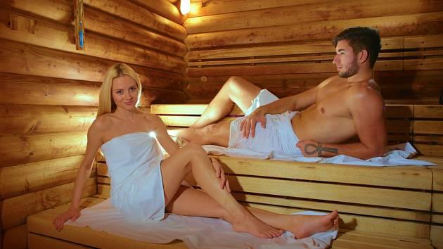 Ukončení saunování má svá pravidla