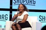 Tenistka Serena Williamsová