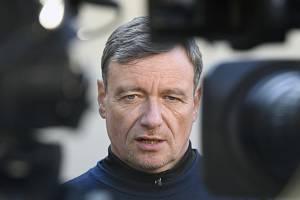 Bývalý středočeský hejtman za ČSSD a exministr zdravotnictví David Rath (na snímku z 7. října 2019)