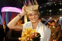 Oštěpařka Barbora Špotáková se stala Sportovcem roku 2012.
