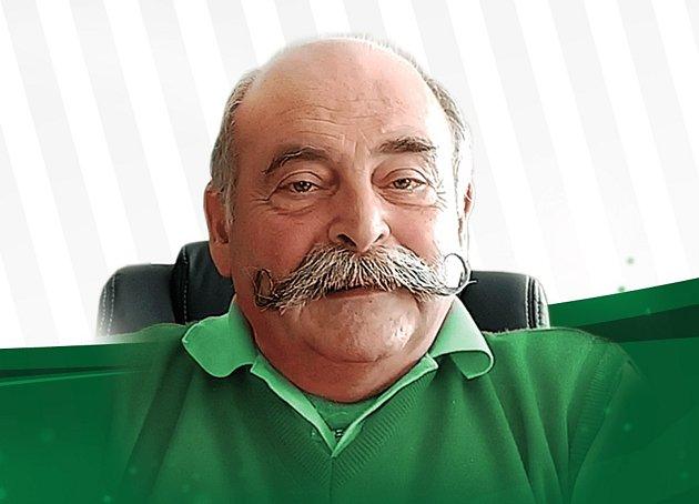 Vasil Teodoridis, majitel HC Rodos Dvůr Králové nad Labem